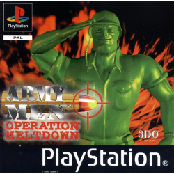 Army Men Operation Meltdown [ENG] (używana) (PS1)