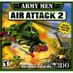 Army Men Air Attack 2 [GER] (używana) (PS1)