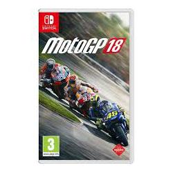 MOTO GP 18 [ENG] (nowa) (Switch)