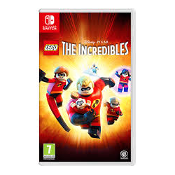 LEGO THE INCREDIBLES [POL] (nowa) (Switch)