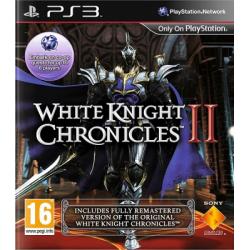 White Knight Chronicles II [ENG] (używana) (PS3)