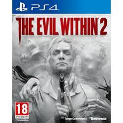 The Evil Within 2 [ENG] (używana) (PS4)