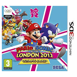 Mario and Sonic at the London 2012 Olympic Games [ENG] (używana) (3DS)