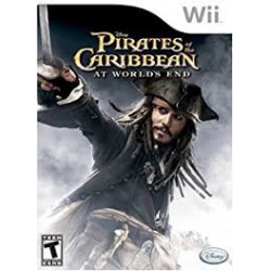 Disney Pirates of the Caribbean At World's End [ENG] (używana) (Wii)