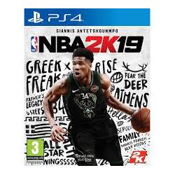 NBA2K19 [ENG] (nowa) (PS4)
