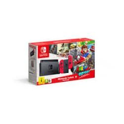 Nintendo SWITCH RED [ENG] (używana) (Switch)