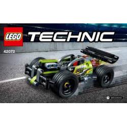 lego technic 42072 (nowa)