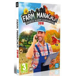 FARM MANAGER 2018 [POL] (nowa) (PC)