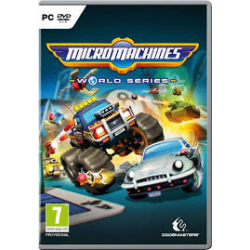 micro machines [ENG] (nowa) (PC)