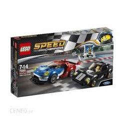 KLOCKI LEGO SPEED CHAMPIONS 75881 (nowa)