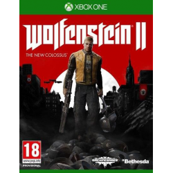 Wolfenstein II The New Colossus [ENG] (nowa) (XONE)