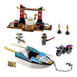 LEGO NINJAGO JUNIORS 10755 (nowa)