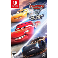 Cars 3 Driven To Win [ENG] (używana) (Switch)
