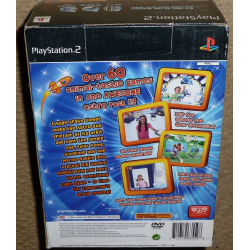 EyeToy Play Pakiet [ENG] (używana) (PS2)