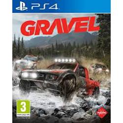 GRAVEL [ENG] (używana) (PS4)