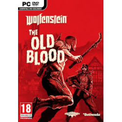 Wolfenstein The Old Blood [POL] (nowa) (PC)