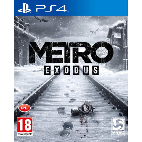 Metro Exodus  [POL] (nowa) (PS4)