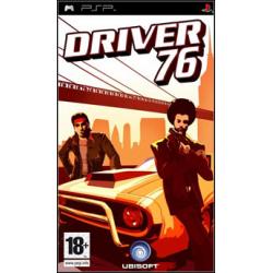 Driver 76 [ENG] (Używana) PSP