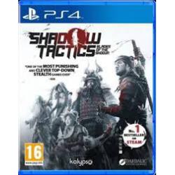 shadow tactics [ENG] (używana) (PS4)