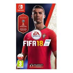 FIFA 18 [POL] (używana) (Switch)