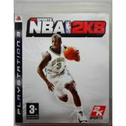 NBA 2K8 [ENG] (używana) (PS3)