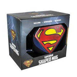 Kubek Superman Shaped mug (nowa)