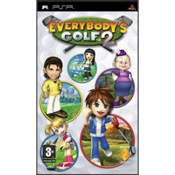Everybody's Golf 2 ENG(Używana) PSP