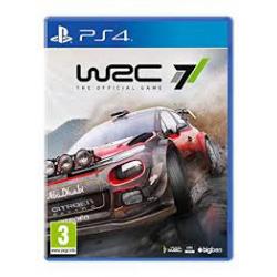 WRC 7 THE OFFICIAL GAME [ENG] (używana) (PS4)