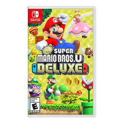 super mario bros u deluxe [ENG] (nowa) (Switch)