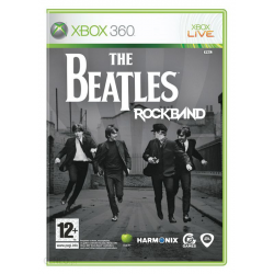 The Beatles Rock Band [ENG] (nowa) (X360)
