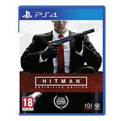 Hitman Definitive Edition [ENG] (używana) (PS4)