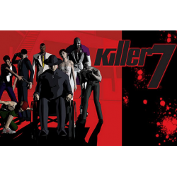 Killer7 [ENG] (używana) (PS2)
