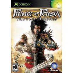 Prince of Persia The Two Thrones [ENG] (używana) (XBOX)