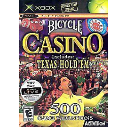 BIcycle Casino [ENG] (używana) (XBOX)