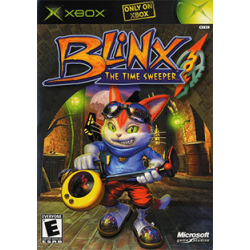 Blinx The Time Sweeper [ENG] (używana) (XBOX)