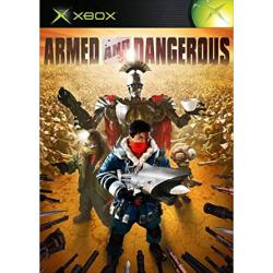 Armed and Dangerous [Inny] (używana) (XBOX)