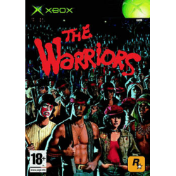 The Warriors [Dutch] [Inny] (używana) (XBOX)
