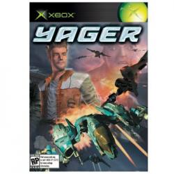 Yager [ENG] (używana) (XBOX)