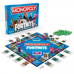 Monopoly Fortnite (nowa)