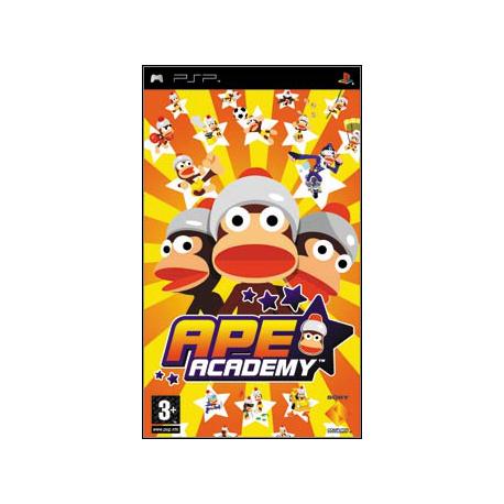 Ape Academy  ENG (Używana) PSP