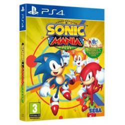 Sonic Mania Plus [ENG] (używana) (PS4)