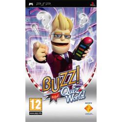 Buzz! Świat Quizów [ENG] (Używana) PSP
