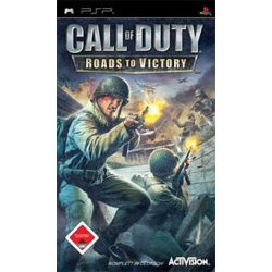 CALL OF DUTY ROADS TO VICTORY [ENG] (Używana) PSP