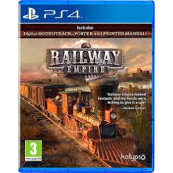 Railway Empire [ENG] (nowa) (PS4)