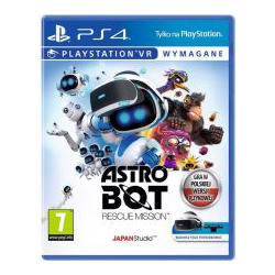 Astro Bot Rescue Mission [POL] (nowa) (PS4)
