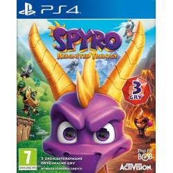 Spyro Reignited Trilogy [POL] (używana) (PS4)