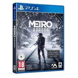 METRO EXODUS [POL] (używana) (PS4)