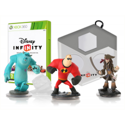 Disney Infinity 1.0 (Bez Sully) [ENG] (używana) (X360)