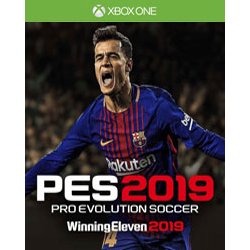 Pro Evolution Soccer 2019 [ENG] (używana) (XONE)