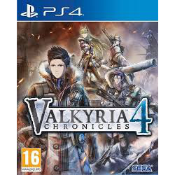 Valkyria 4 Chronicles [ENG] (nowa) (PS4)